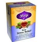 Yogi Kava Stress Relief Herbal Tea Caffeine Free - 16 Bag