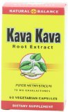 Kava Kava Root Extract by Natural Balance - 60 capsule